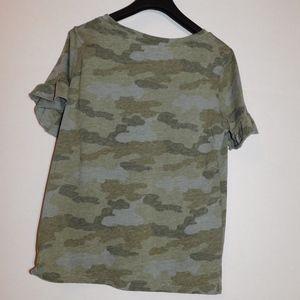 AEO Camo Tee Shirt